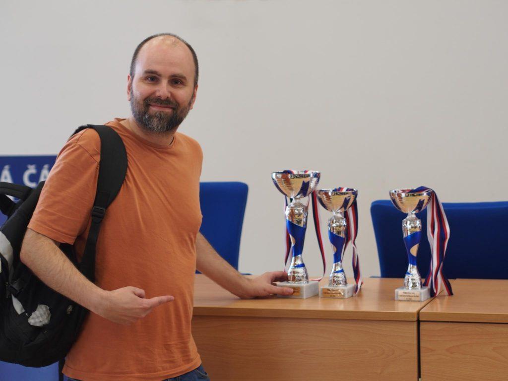 Vyšehrad se umístil na krásném 5. místě v turnaji v rychlém šachu